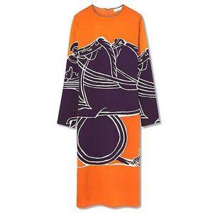 Tory Burch Trocadero Dress Sz 4 $495